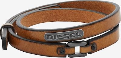 DIESEL Bracelet 'DX0984040' en marron, Vue avec produit