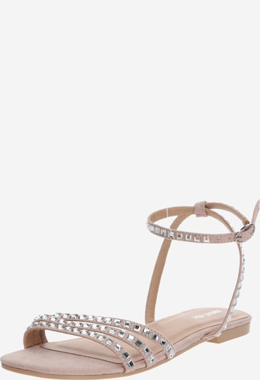 ABOUT YOU Strap sandal 'Tabea' in Nude, Item view