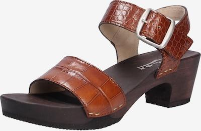 SOFTCLOX Sandalen in braun, Produktansicht