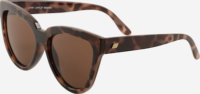 LE SPECS Sonnenbrille 'LIAR LAIR' in braun, Produktansicht