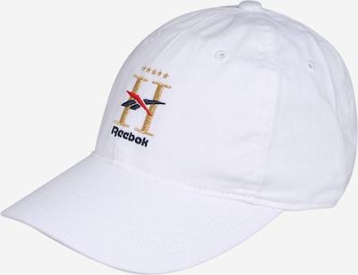 Kepurė iš Reebok Classic , spalva - Auksas / juoda / balta, Prekių apžvalga