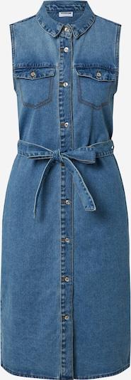 Noisy may Kleid 'MINA' in blue denim, Produktansicht