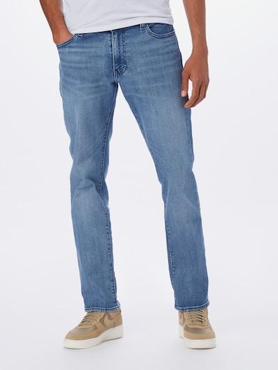 LEVI'S Jean '511' en bleu denim, Vue avec modèle