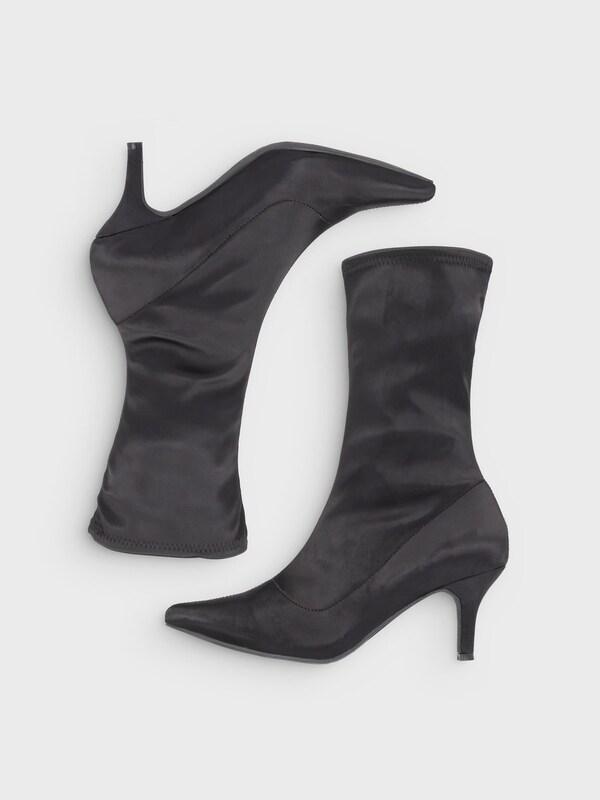 Bianco Sock Stiefel