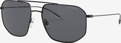Emporio Armani Sonnenbrille 'METALL MAN SONNE' in schwarz, Produktansicht