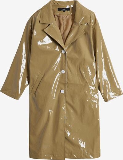 ON PARLE DE VOUS Mantel in beige, Produktansicht