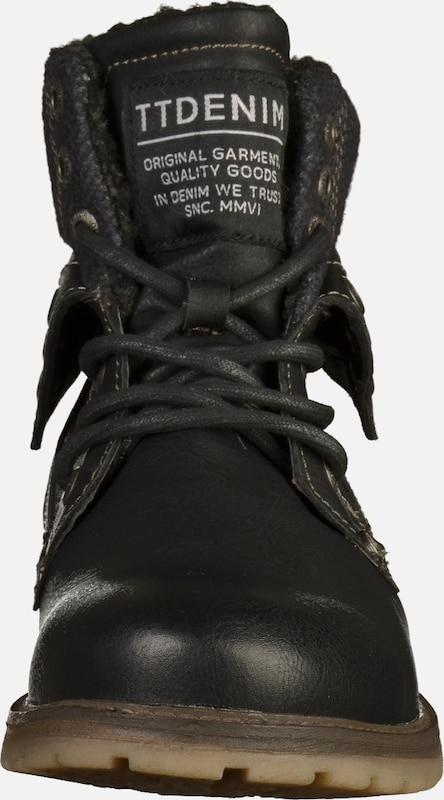 TOM TAILOR Stiefelette Verschleißfeste billige Schuhe