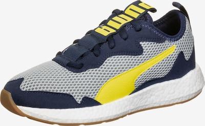 PUMA Trainingschuh 'NRGY Neko Skim' in dunkelblau / gelb / weiß, Produktansicht