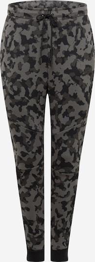 Nike Sportswear Jogginghose in grau / schwarz, Produktansicht