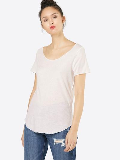 VERO MODA Koszulka 'Vmlua' w kolorze białym: Widok z przodu
