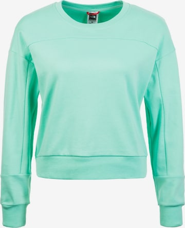 THE NORTH FACE Sweatshirt in Green