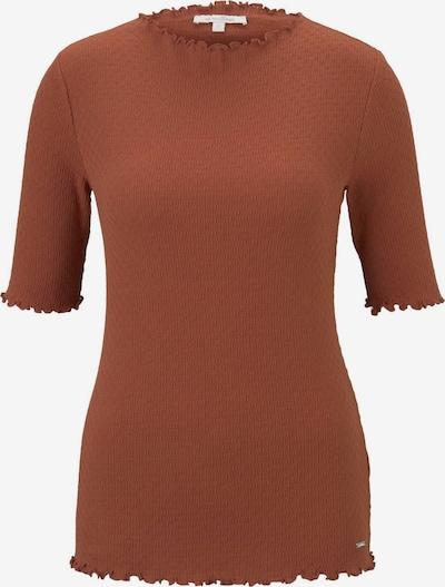 Marškinėliai iš TOM TAILOR DENIM , spalva - karamelės, Prekių apžvalga