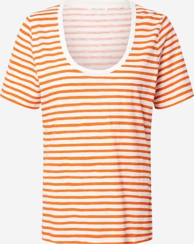 Marc O'Polo T-Krekls oranžs / balts, Preces skats