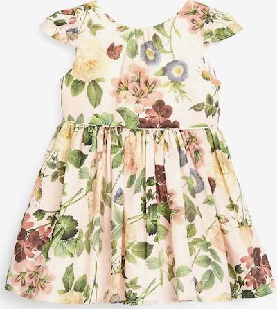 NEXT Kleid in beige / mischfarben, Produktansicht