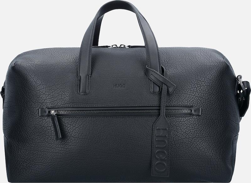 Hugo Victorian Weekender Travel Bag Leather 47 Cm
