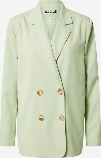 Fashion Union Blazer 'Driver' in light green, Item view