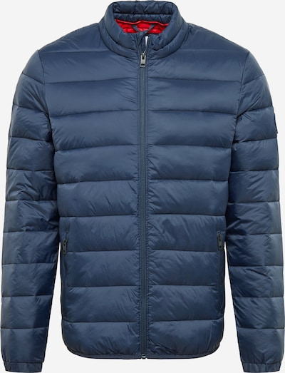 JACK & JONES Winterjas in de kleur Marine, Productweergave