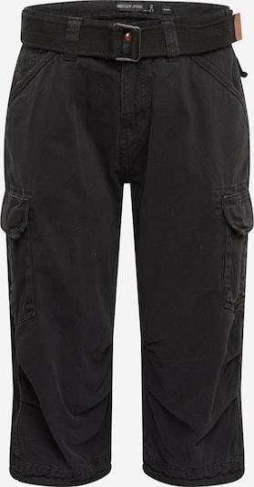 INDICODE JEANS Pantalon 'Nicholas' en noir, Vue avec produit
