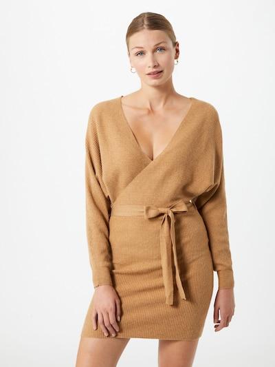 VERO MODA Dress 'Rem' in Sand, View model