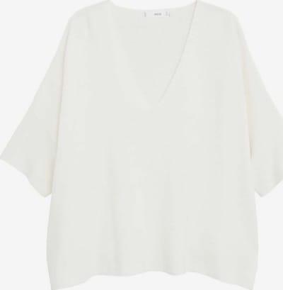 MANGO Pullover 'JERSEY INES' in beige, Produktansicht