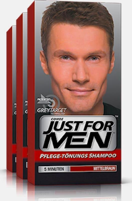 Just For Men Pflege-Tönungs-Shampoo