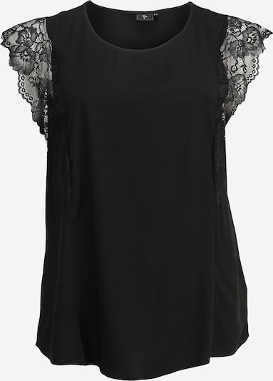 Zay Blusenshirt 'YFREDINA' in schwarz, Produktansicht