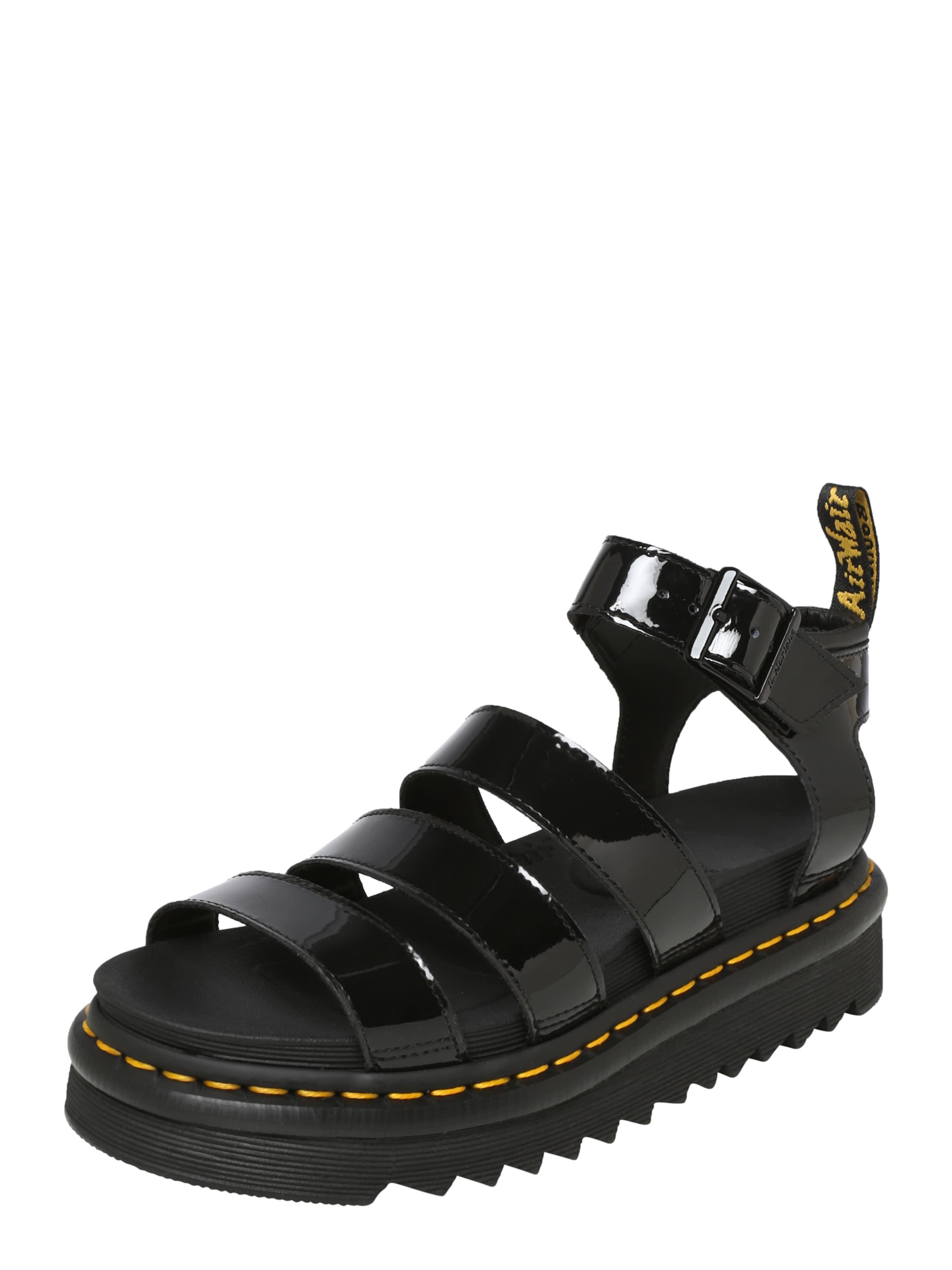 Sandale In Schwarz Blaire' DrMartens 'chunky K1JcFl