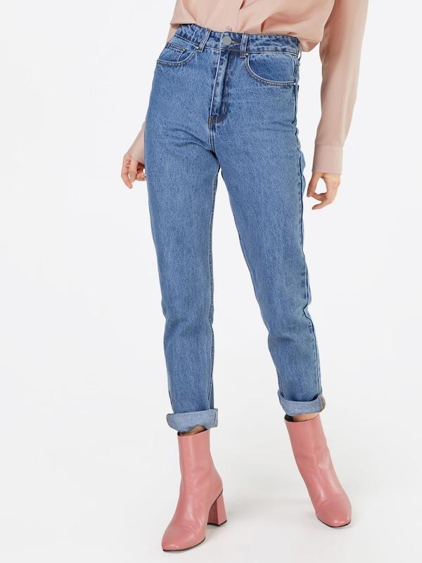 Lost Ink Jeans 'ELDERBERRY'
