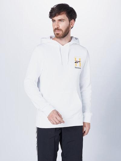 Reebok Classic Sweatshirt in weiß: Frontalansicht