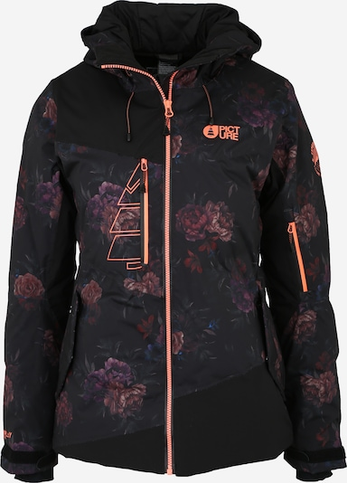 Picture Organic Clothing Sportovní bunda 'LUNA Jkt' - tmavě modrá / růžová, Produkt