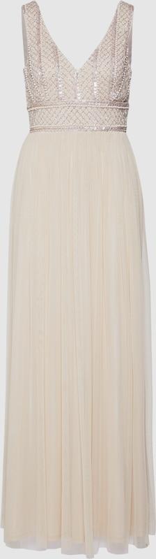 LACE & BEADS Kleid 'Mulan' in creme  Neue Kleidung in dieser Saison