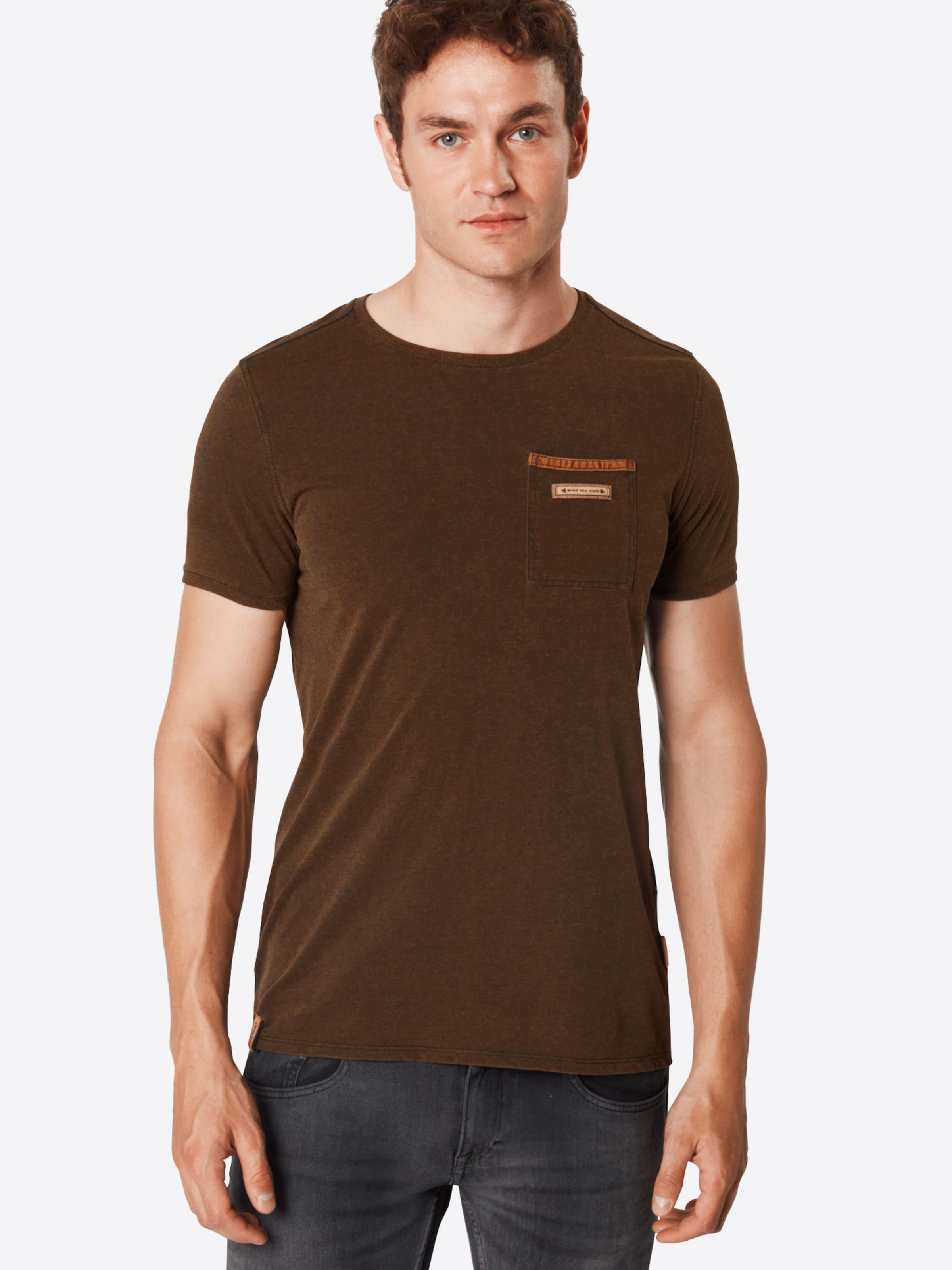 T 'suppenkasper' shirt Dunkelbraun In Naketano sxtdQrhC