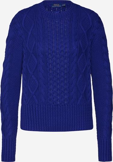 POLO RALPH LAUREN Pulover | modra barva, Prikaz izdelka