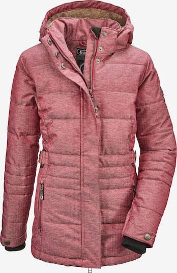 KILLTEC Kurtka sportowa 'Abrienne' w kolorze fioletowym, Podgląd produktu
