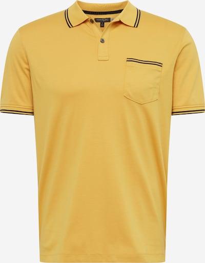 Banana Republic Shirt 'PERF LUX RETRO TIPPED' in de kleur Mosterd, Productweergave