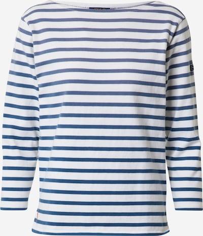 POLO RALPH LAUREN T-shirt 'MARINERS' en bleu / blanc, Vue avec produit
