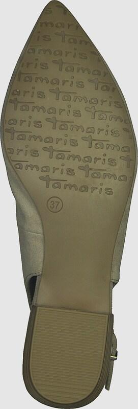Vielzahl den von StilenTAMARIS Pantolette 'Sling'auf den Vielzahl Verkauf cc08c5
