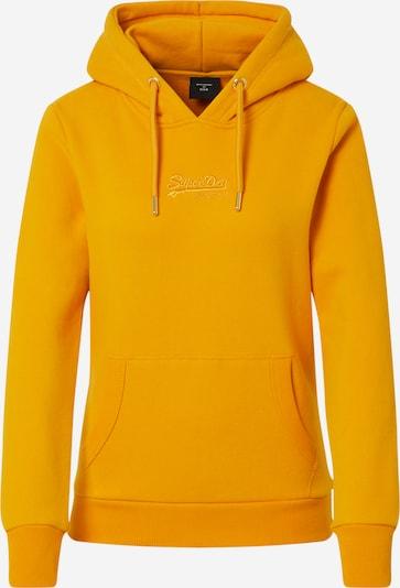 Superdry Mikina - tmavě žlutá, Produkt