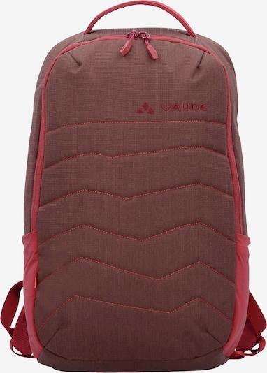 VAUDE Sportrugzak 'Recycled PETali BIG II' in de kleur Rood, Productweergave