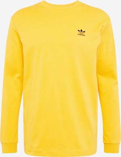 ADIDAS ORIGINALS T-Shirt en jaune, Vue avec produit