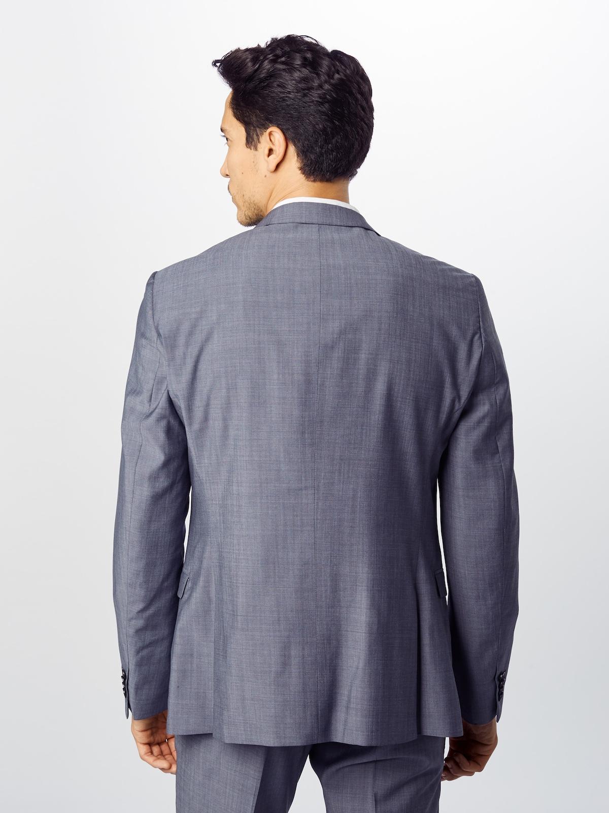 Bestbewertet Männer Bekleidung Tiger of Sweden Anzug 'S.Jules' in graumeliert Verkaufsschlager