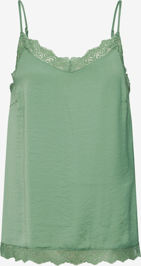 VILA Top 'Vicava' in grün, Produktansicht