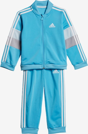 ADIDAS PERFORMANCE Trainingsanzug in blau, Produktansicht