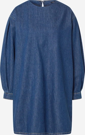 DENHAM Kleid 'ASHI' in blue denim, Produktansicht