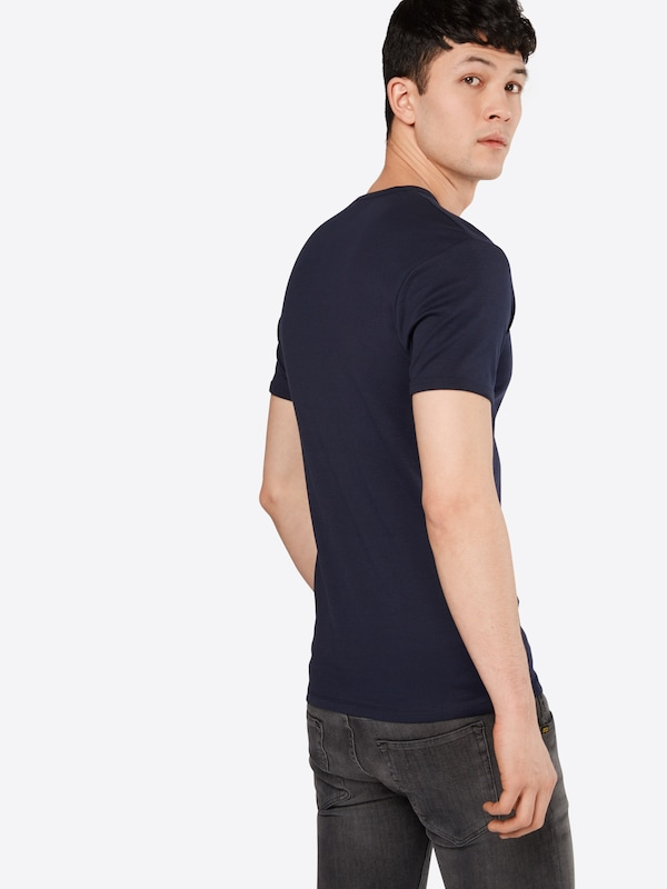 G-STAR RAW T-Shirt 'Base V T' im 2er Pack