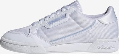 ADIDAS ORIGINALS Sneaker 'Continental 80' in blau / weiß, Produktansicht