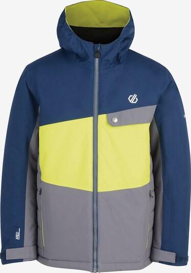 DARE 2B Skijacke 'Wrest' in dunkelblau / gelb / grau, Produktansicht