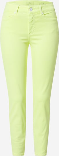 BRAX Jeans 'SHAKIRA' in limone, Produktansicht