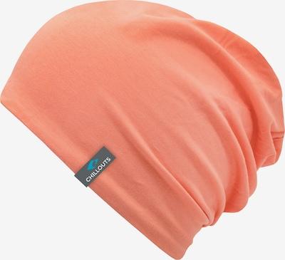 chillouts Jerseymütze 'Acapulco' in rosa, Produktansicht