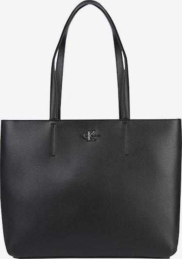 Calvin Klein Shopper in schwarz, Produktansicht